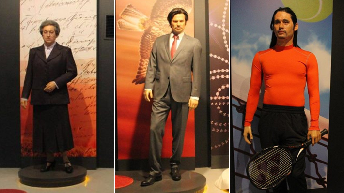 Concejal de Las Condes confirma que figuras cuestionadas del museo de cera serán retocadas antes de la inauguración