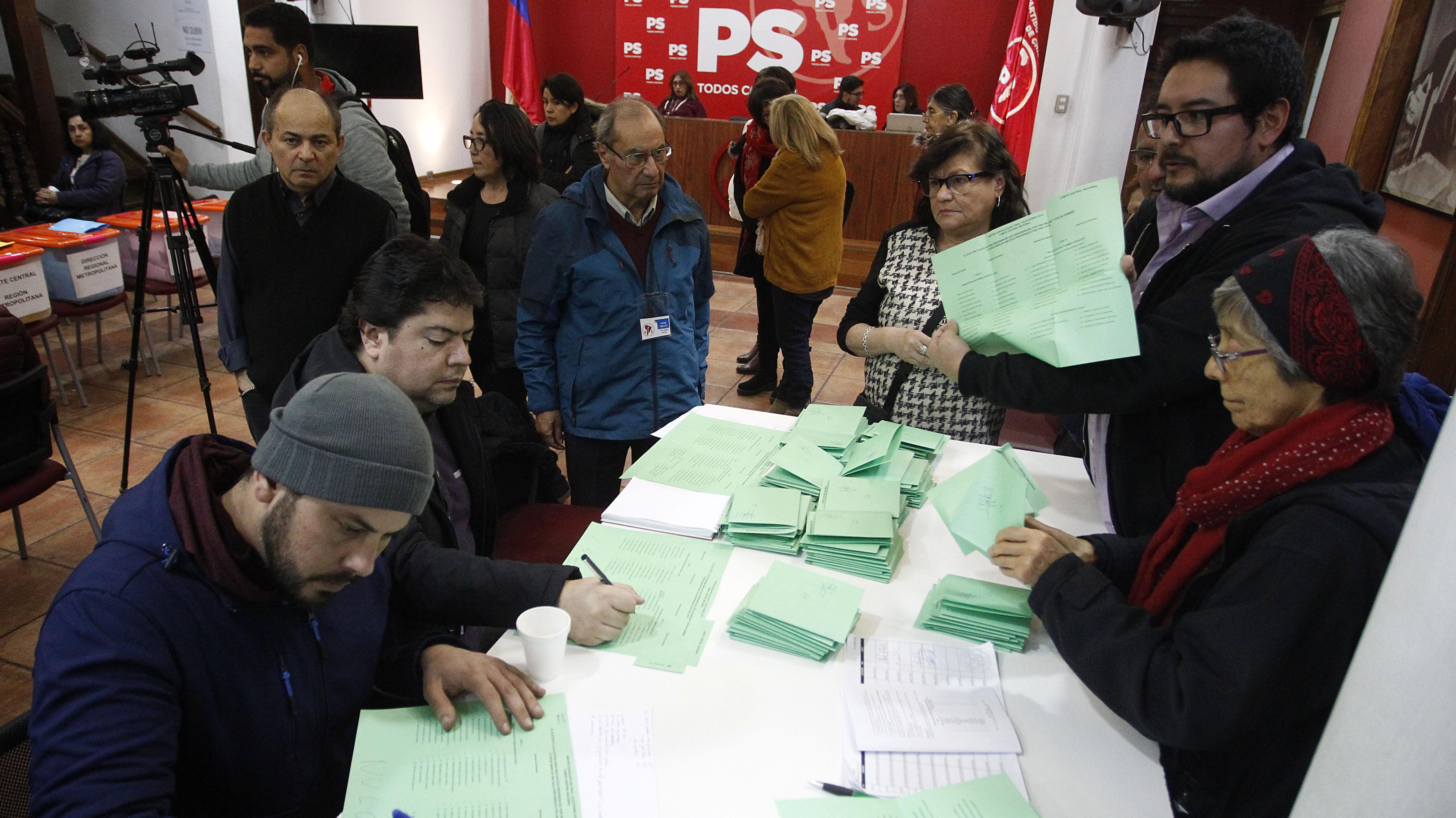 Oposición congelada y acusación constitucional tambaleando: Los coletazos de la crisis del PS en la centroizquierda
