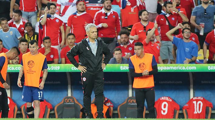 Rueda explicó por qué reservó algunos jugadores ante Uruguay y habló de la patada de Jara al hincha