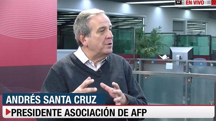 """Asociación de AFPs y posible aumento en comisiones: """"Se podría hacer, pero no está ni en el ánimo ni en las ideas"""""""