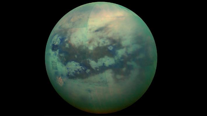 """Los lagos en una luna de Saturno podrían tener minerales """"insólitos"""" que no se encuentran en la Tierra"""