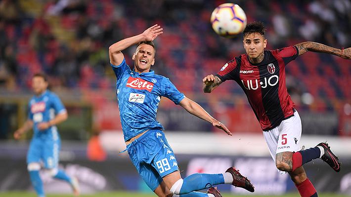 Aseguran que el Bologna quiere aumentar el sueldo y la claúsula de salida de Erick Pulgar para retenerlo una temporada más