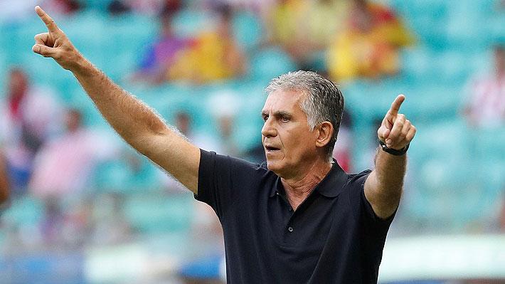 Carlos Queiroz, el técnico de Colombia que trabajó con Alex Ferguson y que se peleó con Florentino Pérez en el Real Madrid