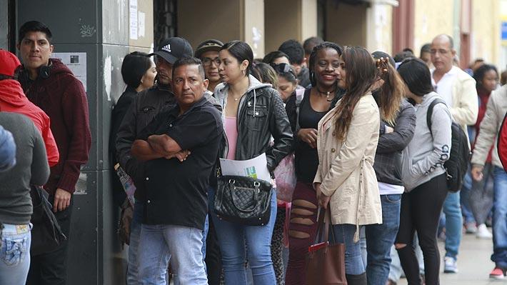 Revelan nuevos datos de cotizantes extranjeros en Chile: ¿Cuántos y de qué nacionalidad son?