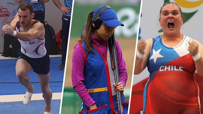 A un mes de que arranquen los Juegos Panamericanos de Lima 2019... ¿En qué están los principales créditos del Team Chile?