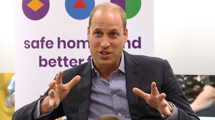 """Príncipe William aseguró que no tendría """"absolutamente ningún problema"""" si alguno de sus hijos fuera homosexual"""