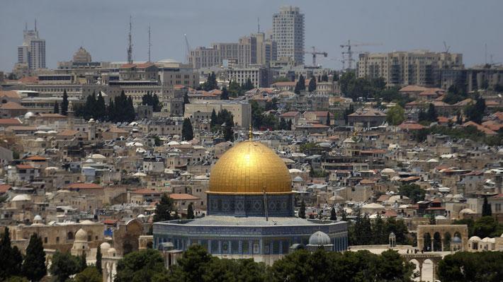 Jerusalén, la simbólica ciudad que incomodó diplomáticamente la visita de Piñera a Medio Oriente