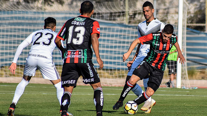 Finalmente la ANFP falló a favor de Santiago Morning y Palestino quedó eliminado de Copa Chile