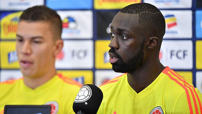 """Figuras de Colombia tienen confianza: """"Chile es el mejor rival que nos podía tocar. Tenemos argumentos para pelearle a cualquiera"""""""