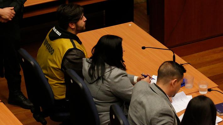 Tribunal ordena prisión preventiva para único formalizado por crimen de Fernanda Maciel