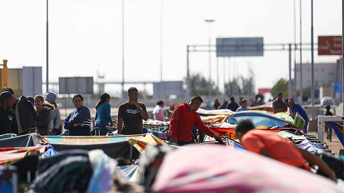 """Piñera y situación migratoria en Chacalluta: """"Estamos tomando medidas especiales para proteger mejor nuestras fronteras"""""""