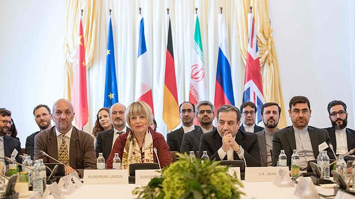 Irán advierte que su paciencia terminó y que reunión entre los países del pacto nuclear es decisiva