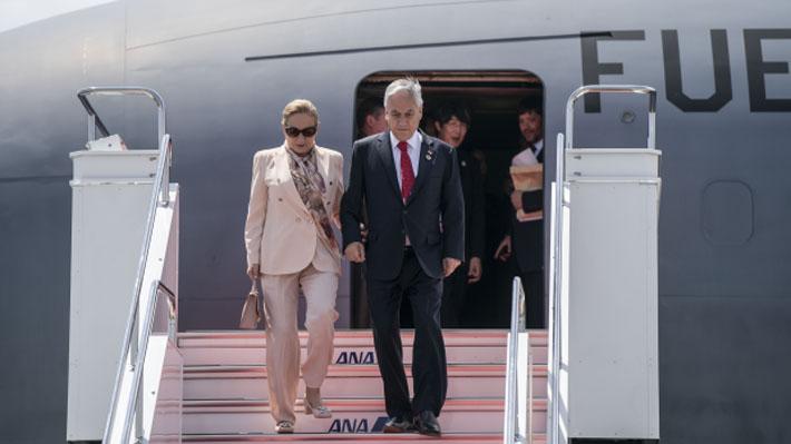 Libro de Alan García y texto del cambio climático: ¿Qué lee Piñera en su gira por Asia?