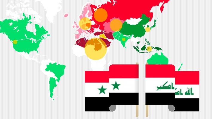 Una lucha sin pasaporte: ¿Cómo son los extranjeros que viajan a Siria e Irak para pelear por el Estado islámico?