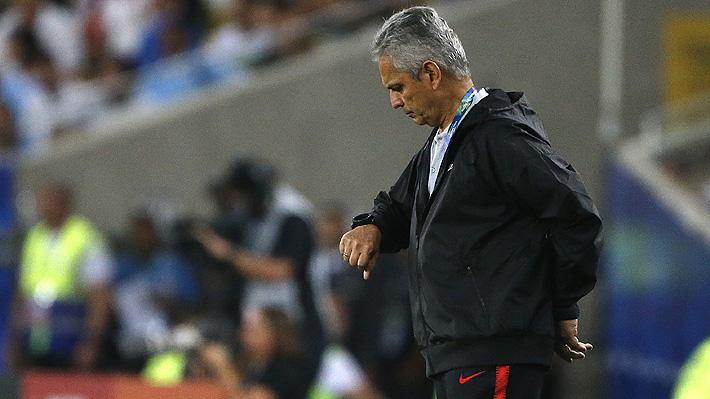 Un bochorno: Por el alto tráfico, Chile llegó al estadio apenas cuarenta minutos antes y se aplazó duelo con Colombia