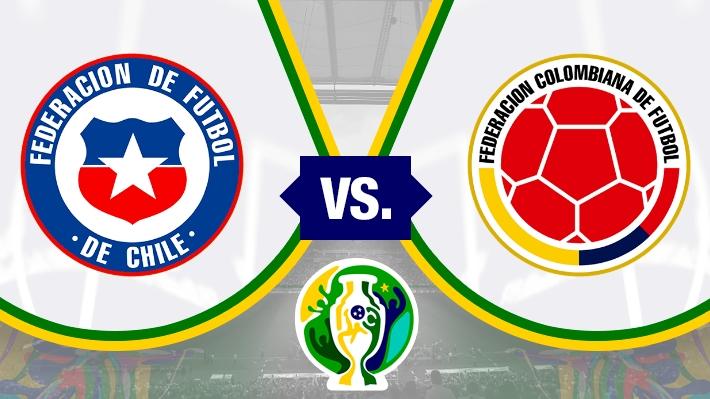 Así se dio la clasificación de Chile a semifinales de la Copa América