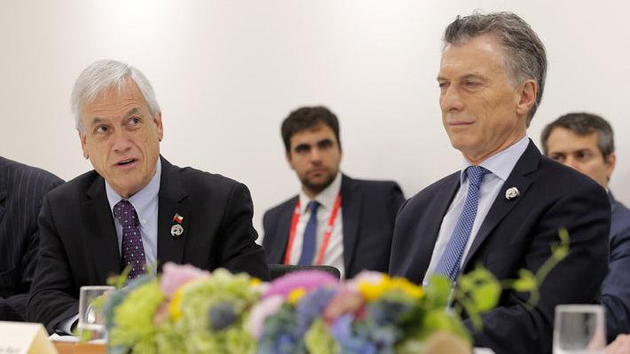"""Piñera aborda crisis en Venezuela con Grupo de Lima y dice que """"está desestabilizando la región con los flujos migratorios"""""""
