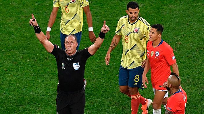 Tribuna Virtual: Fuertes críticas contra el árbitro Néstor Pitana y sólo elogios para Reinaldo Rueda