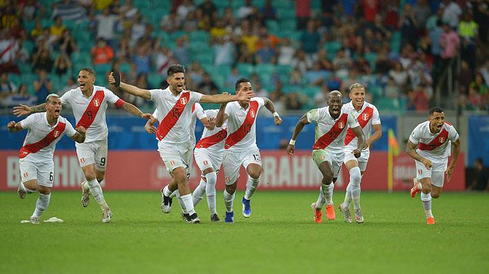 Perú da la sorpresa del torneo, elimina a Uruguay en penales y será el rival de Chile por el paso a la final de la Copa América