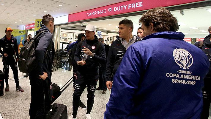 """Nuevo conflicto enfrenta a la """"Roja"""" con la organización de la Copa América y desata la molestia en la delegación chilena"""