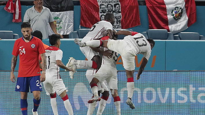 """El recuerdo del último Chile-Perú, la derrota más abultada que ha sufrido Rueda al mando de la """"Roja"""""""