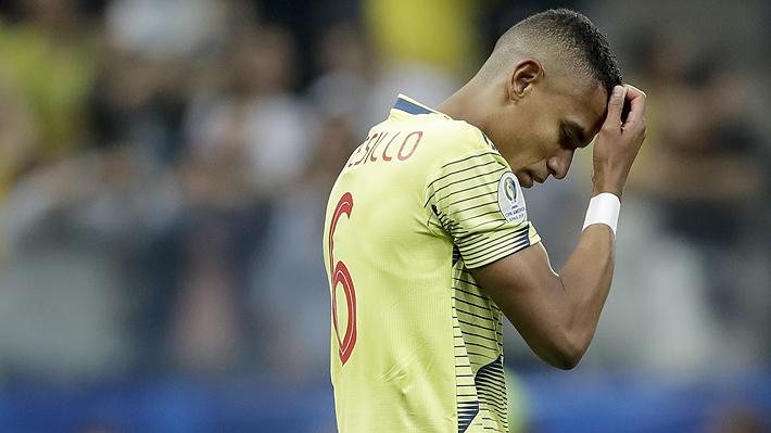 Las serias y múltiples amenazas que ha recibido el jugador colombiano que falló el penal contra Chile