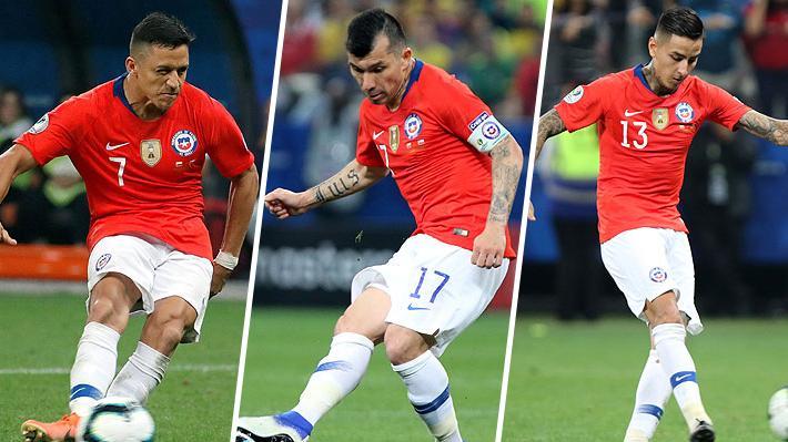 Alexis, Medel, Pulgar y varios más... Los seleccionados que pueden cambiar de club tras la Copa y las ofertas que tendrían