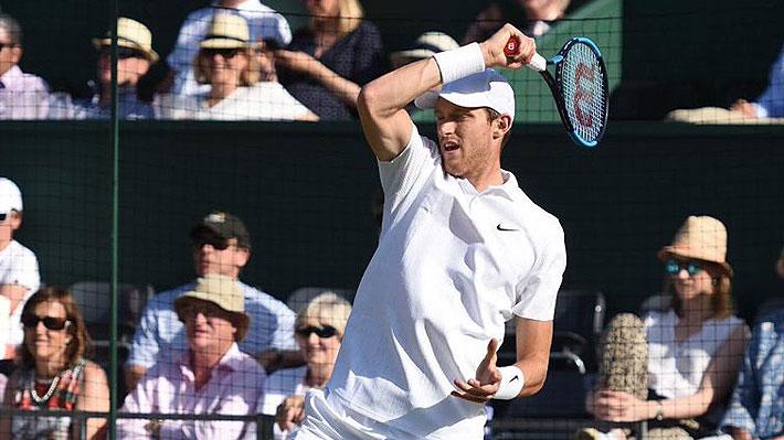 Jarry vuelve a mostrarse muy irregular y cae sin poner resistencia ante Seppi en la primera ronda de Wimbledon