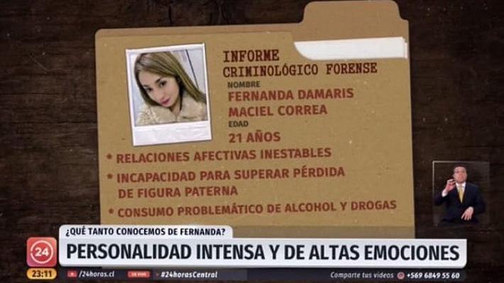 Reportaje de TVN sobre Fernanda Maciel se convierte en el contenido más denunciado en la historia del CNTV