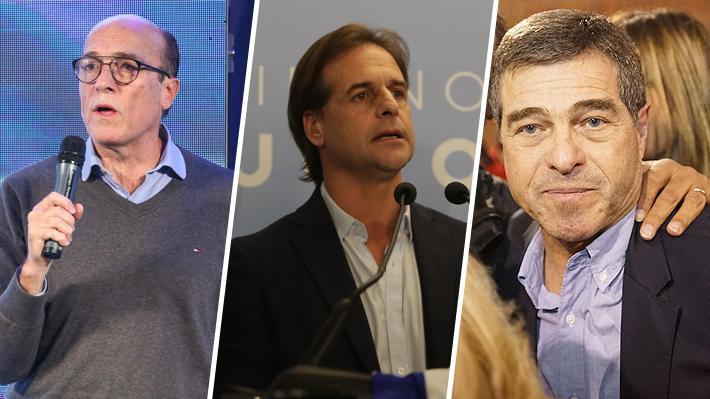 Elecciones en Uruguay: Resultados finales confirman los triunfos de Martínez, Lacalle y Talvi