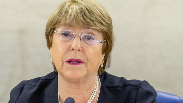 """Bachelet pide investigación """"transparente"""" por muerte de ex marino preso en Venezuela: """"Estoy conmocionada"""""""