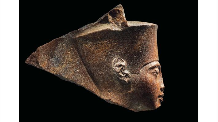 Busto de Tutankamón será subastado en Londres pese a que Egipto pidió su restitución