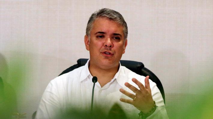 """Presidente de Colombia advierte a ex líder de las FARC tras violar protocolo de seguridad: """"Seremos implacables"""""""