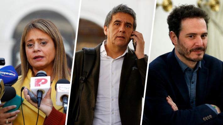 Chile Vamos exige poner fin al paro de profesores y advierte sobre millones de raciones de Junaeb no entregadas
