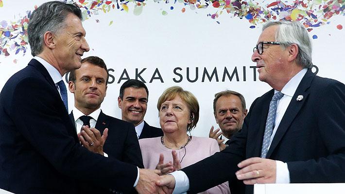 """Francia dice que """"aún no está lista"""" para ratificar el acuerdo con Mercosur y pone condiciones a Brasil"""