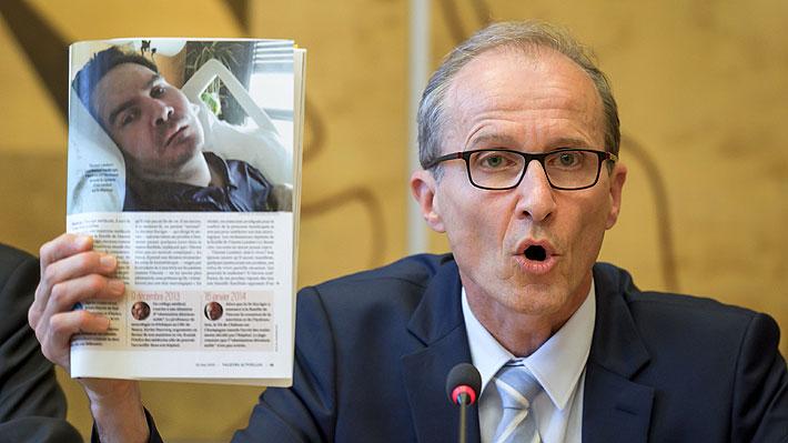 Médicos reinician desconexión de hombre que se convirtió en símbolo del debate sobre la muerte digna en Francia
