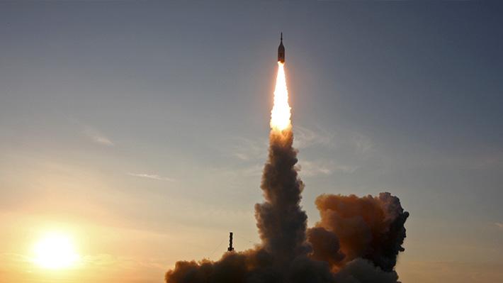 Cápsula Orion de la NASA supera prueba crítica que podría salvar a astronautas ante un eventual fallo