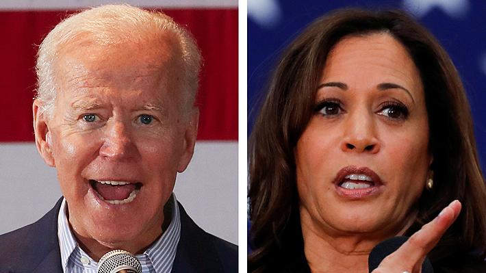 Primarias demócratas en EE.UU.: Encuesta revela caída de Joe Biden y ascenso de Kamala Harris tras primer debate