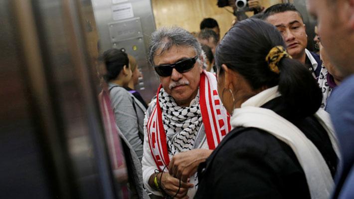 """""""Desaparición"""" de ex líder de las FARC acusado de narcotráfico genera nueva controversia en Colombia"""