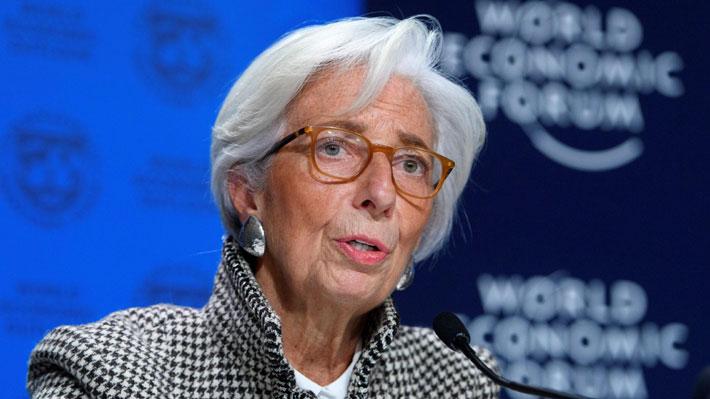 """Christine Lagarde renuncia """"temporalmente"""" al FMI y asumiría la presidencia del Banco Central Europeo"""