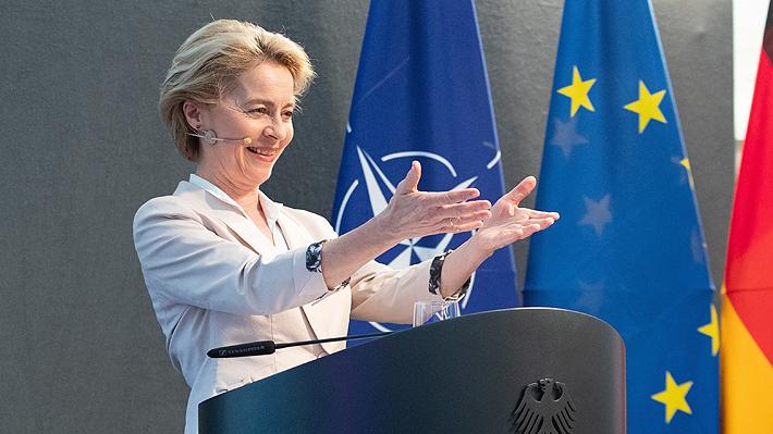 Ministra de Defensa alemana es elegida para presidir la Comisión Europea