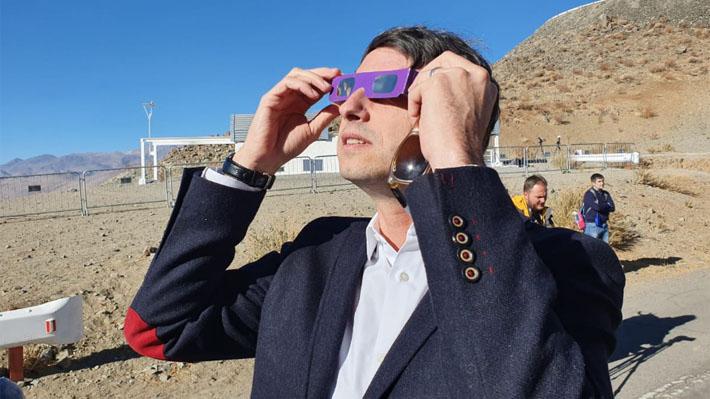 """Couve tras el eclipse: """"Es una fiesta de cómo los seres humanos hemos sido capaces de explorar el universo"""""""