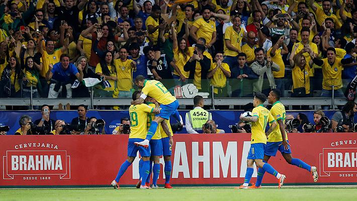 Video: Mira los goles de Brasil y los dos palos que pudieron cambiar la suerte de Argentina