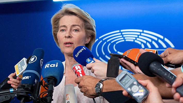 Elección de Von der Leyen en la Comisión Europea genera quiebre en gobierno de Merkel