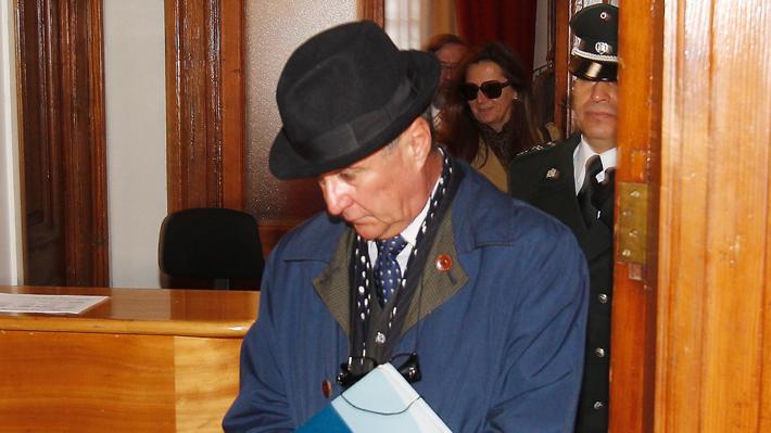 Marcelo Albornoz, uno de los jueces suspendidos de Rancagua, es encontrado muerto