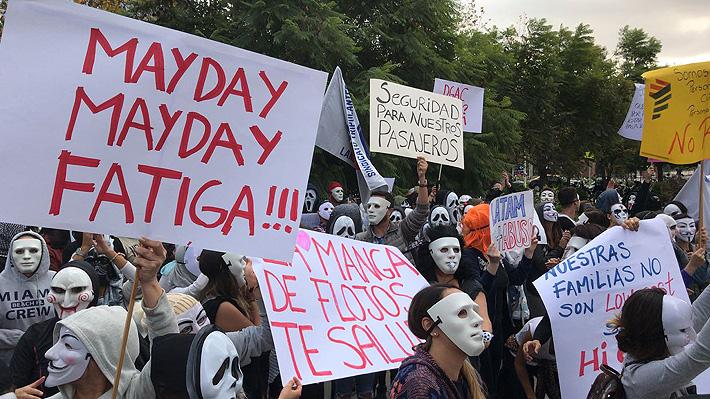 Revés para Latam: Corte de Apelaciones le da la razón a sindicato y avala forma en que puso fin a la huelga de 2018