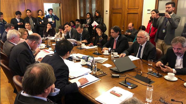 Con apoyo de la DC, Comisión de seguridad de la Cámara aprueba idea de legislar el control preventivo de identidad