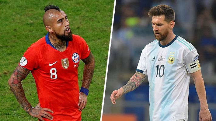 ¿Cuándo se disputa el duelo por el tercer puesto? La fecha y el horario del Chile-Argentina