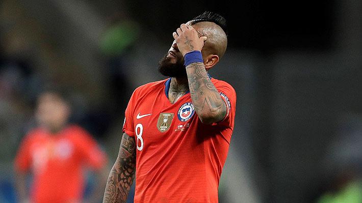 """Vidal confiesa que """"me destruí el tobillo"""" y asegura que el duelo con Argentina """"no tiene ninguna importancia, es para cumplir"""""""