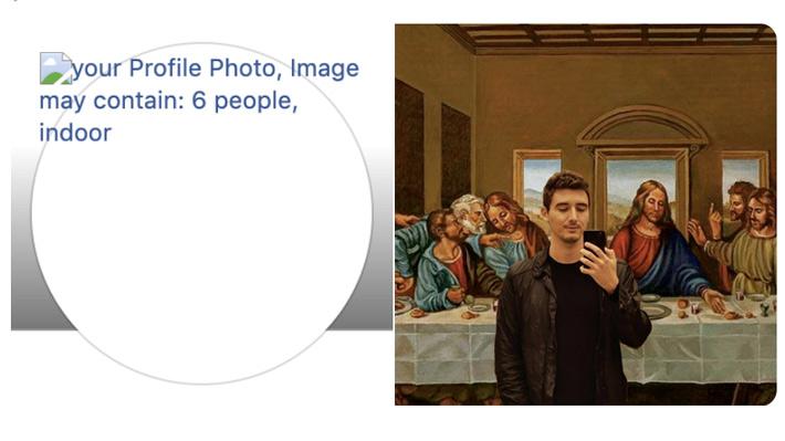 Problema con las imágenes de Facebook revela cómo opera la inteligencia artificial detrás de la red social